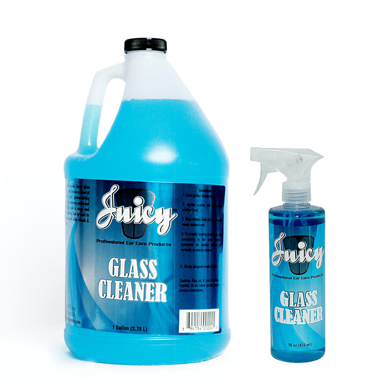 Glass Cleaner Combo