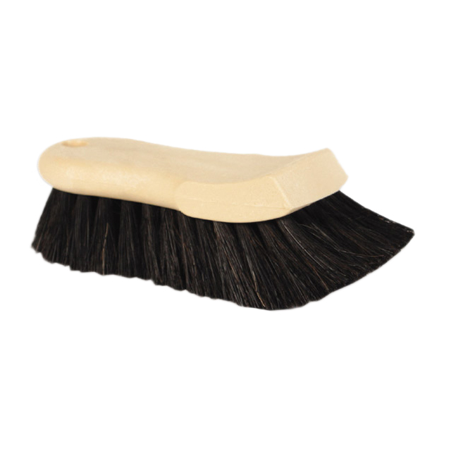 Horse Hair Leather & Interior Brush
