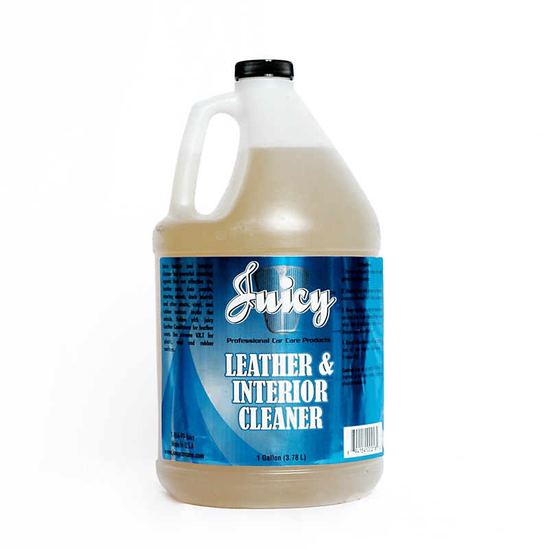 Leather & Interior Cleaner 1 Gal