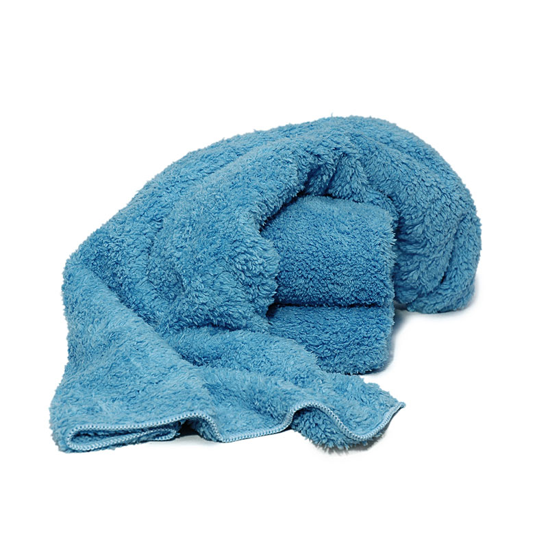 Super Plush Microfiber Towel 3pk